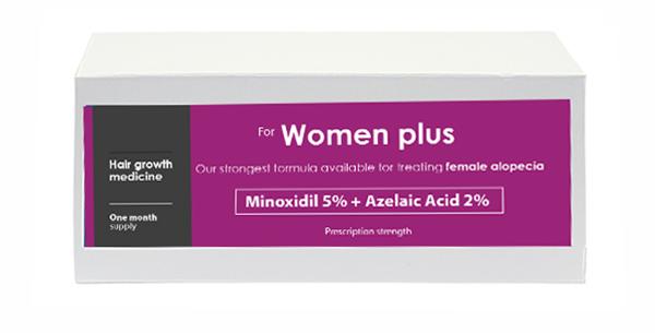 Minoxidil Plus For Women