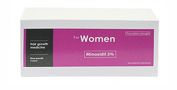 Minoxidil Women
